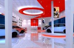 眾泰汽車 展台設計